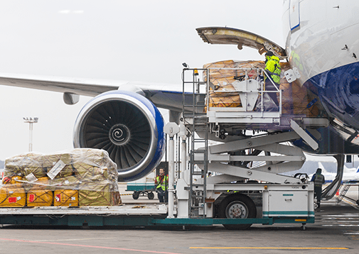 Air freight forwarder in Singapore