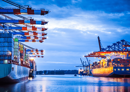 Sea freight forwarders Singapore